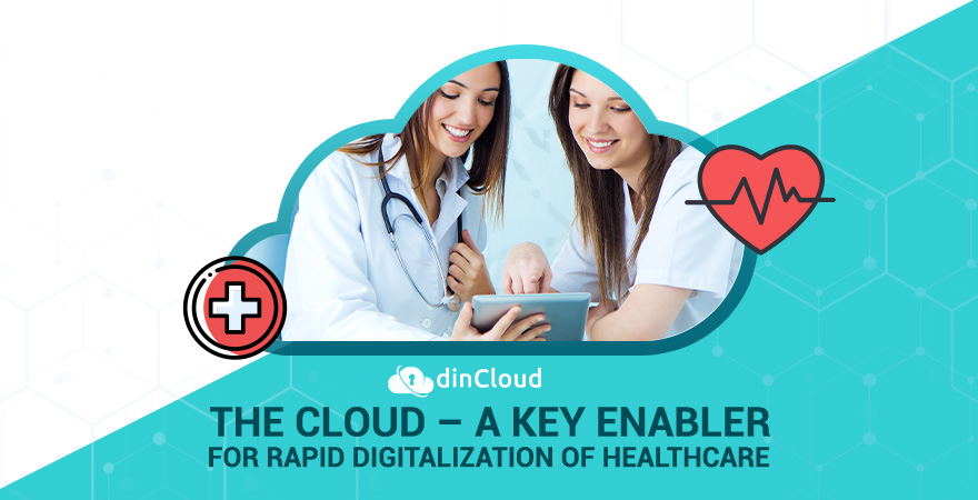 The Cloud – A Key Enabler for Rapid Digitalization of Healthcare