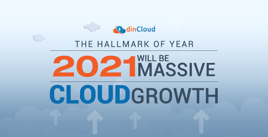 The Hallmark of Year 2021 will be Massive Cloud Growth