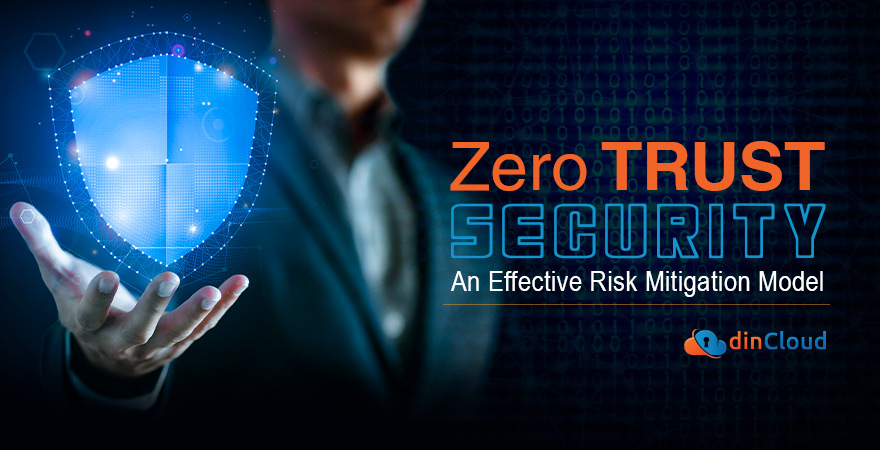 Zero Trust Security – An Effective Risk Mitigation Model