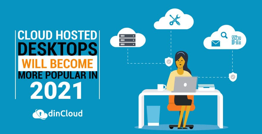 Cloud Hosted Desktops will become More Popular in 2021