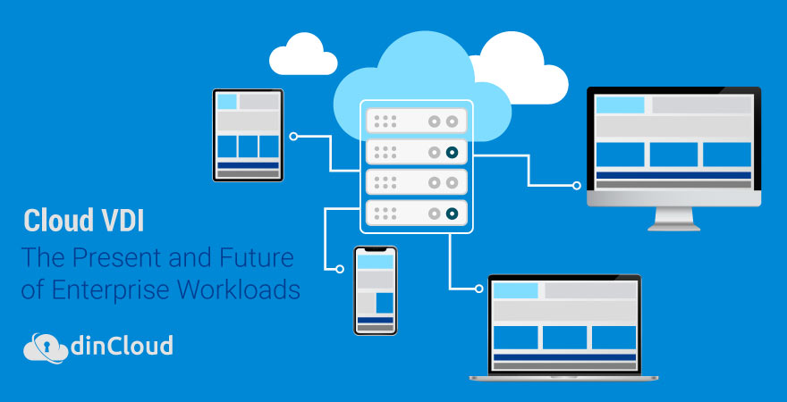 Cloud VDI – The Present and Future of Enterprise Workloads