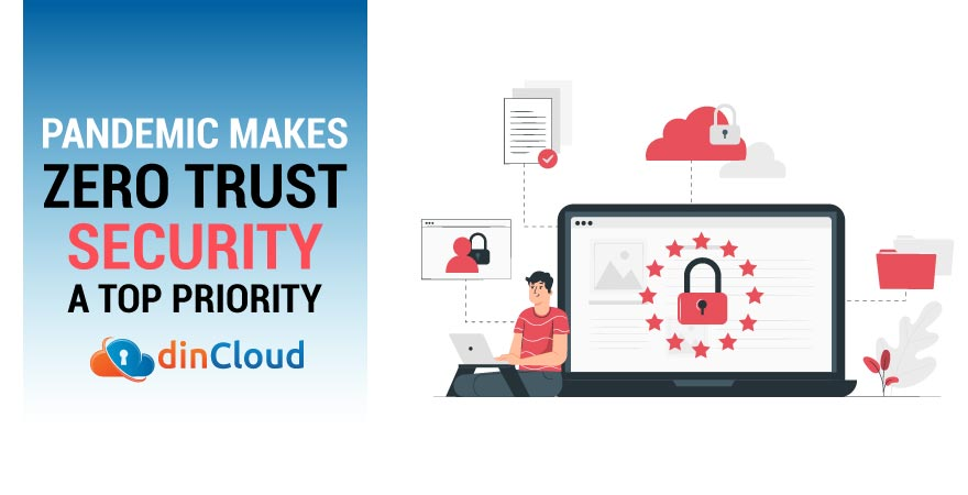 Pandemic Makes Zero Trust Security a Top Priority