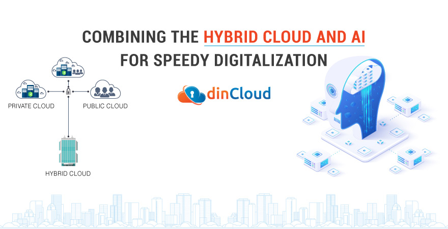 Combining the Hybrid Cloud and AI for Speedy Digitalization