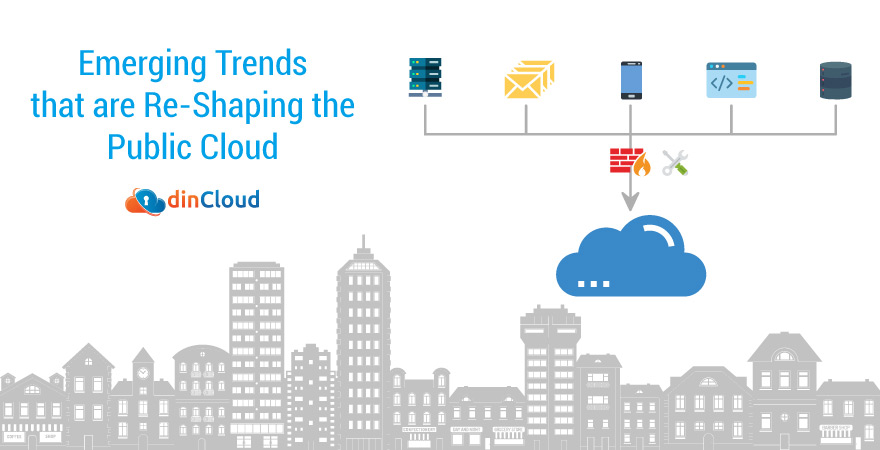 Emerging Trends that are Re-Shaping the Public Cloud
