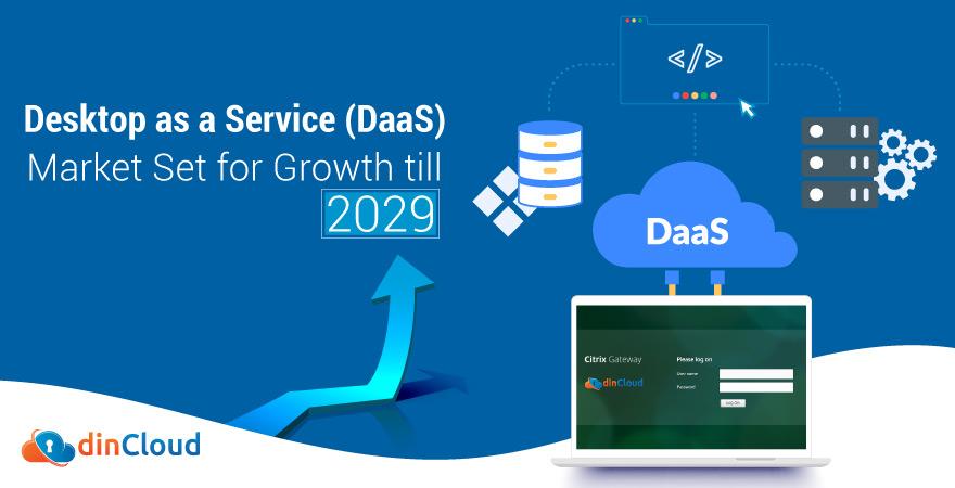 Desktop as a Service (DaaS) Market Set for Growth till 2029